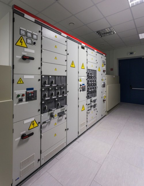 Low Voltage Training - Switchgear